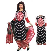 Boishakhi Cotton Unstitched Shalwar Kameez