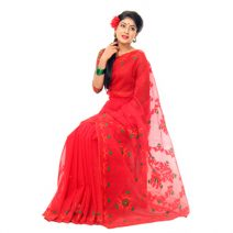 Classic Boutique Pure Muslin Silk Saree 942