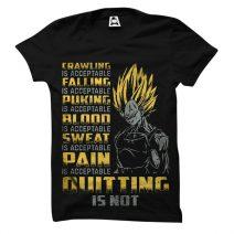 Crazy Mart Vegeta Men's Round Neck T-Shirt CMT110
