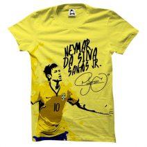 Crazy Mart Neymar Junior Men's Round Neck T-Shirt CMT116