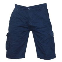 Lakbuas Navy Blue Three Quarter Pant For Men GPH200
