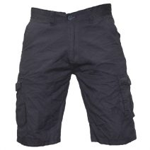 Lakbuas Navy Blue Three Quarter Pant For Men GPH202