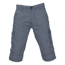 Lakbuas Silver Three Quarter Pant For Men GPH203