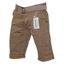 Lakbuas Brown Three Quarter Pant For Men GPH213