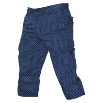 Lakbuas Blue Three Quarter Pant For Men GPH217