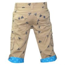 Lakbuas Biscuit Three Quarter Pant For Men GPH58
