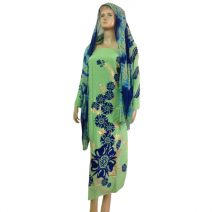 Mahin Boutiques House Lilen Amboss Dress MBH246