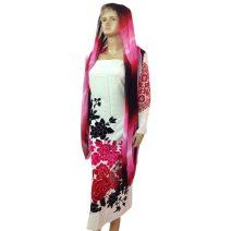 Mahin Boutiques House Lilen Amboss Dress MBH262