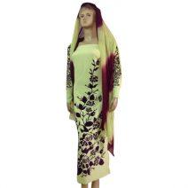 Mahin Boutiques House Lilen Amboss Dress MBH263