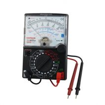 Analog Meter AC DC Volt Ohm Current Testing Electrical Multimeter Multi Tester