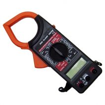 266 Digital Clamp Meter - Black