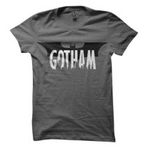 GOTHAM Men's Round Neck T-Shirt By The Apparel