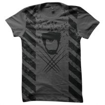 WOLVERINE Men's Round Neck T-Shirt By The Apparel