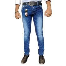Export Quality Stratch Denim Casual Jeans Pant For Men By DezireTex