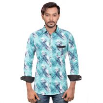 Lavelux Soft Cotton Casual Long Sleeve Shirt LMCS093