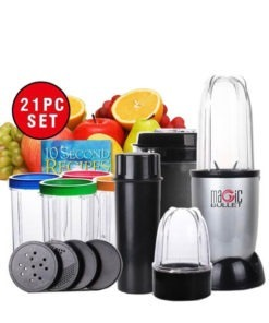 Magic Bullet Blender 21 Pieces Set