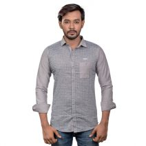 Lavelux Soft Cotton Casual Long Sleeve Shirt LMCS094
