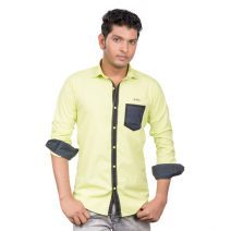 Lavelux Soft Cotton Casual Long Sleeve Shirt LMCS095