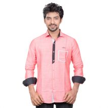 Lavelux Soft Cotton Casual Long Sleeve Shirt LMCS098