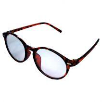 Tiger Brown-Black Glass Frame