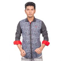 Lavelux Soft Cotton Casual Long Sleeve Shirt LMCS088