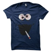 The Apparel Weed Monster 1096 Men's Round Neck T-Shirt