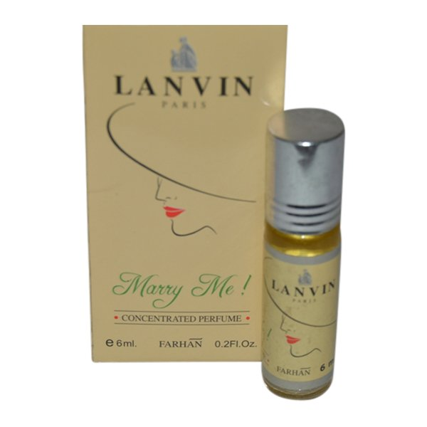 Lanvin Fragrances Marry Me Edition Pocket Perfume – 6 ml By Castle T