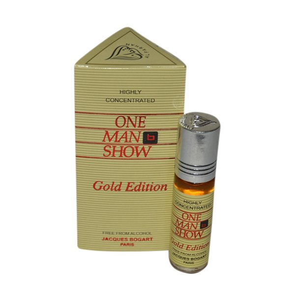 One Man Show Fragrances Gold Edition Pocket Perfume – 6 ml By Castle T