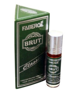 Brut Fragrances Concentrated Classic Edition কসিক্ল কনসেন্ট্রেটেড পকেট পারফিউম আতর ৬ মি.লি.
