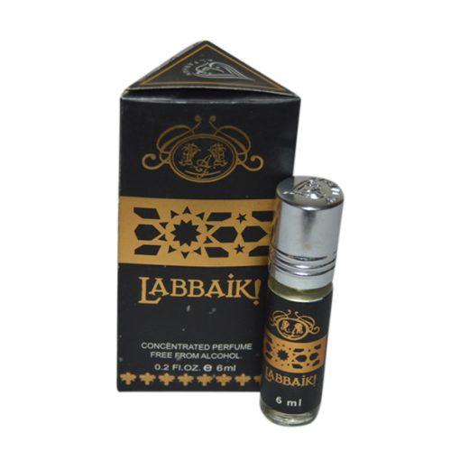 Labbaik Fragrances Concentrated Black Edition Pocket Perfume 6 ml.