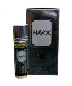 Havoc Fragrances কনসেন্ট্রেটেড পকেট পারফিউম আতর ৬ মি.লি.