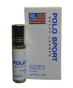 Polo Ralph Lauren Fragrances কনসেন্ট্রেটেড পকেট পারফিউম আতর ৬ মি.লি.