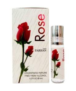 Rose Fragrances কনসেন্ট্রেটেড পকেট পারফিউম আতর ৬ মি.লি.