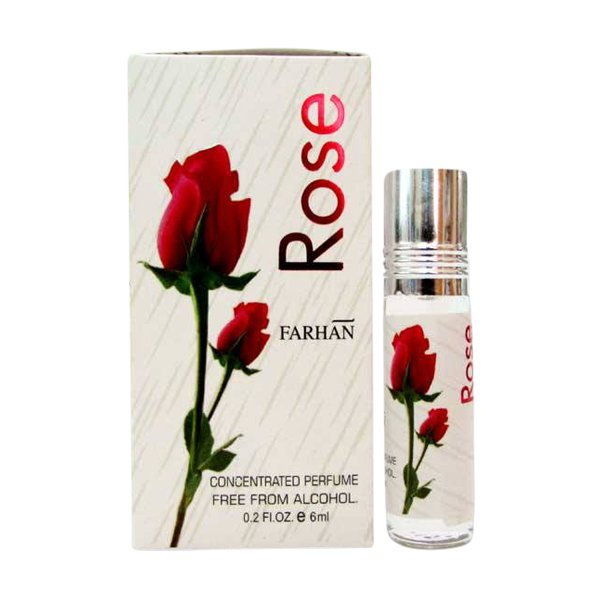 Rose Fragrances Concentrated Pocket Perfume – 6 ml By Castle T