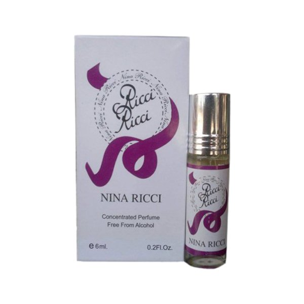 Nina Ricci Fragrances Concentrated Pocket Perfume – 6 ml By Castle T
