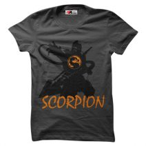 The Apparel Scorpion 1087 Men's Round Neck T-Shirt