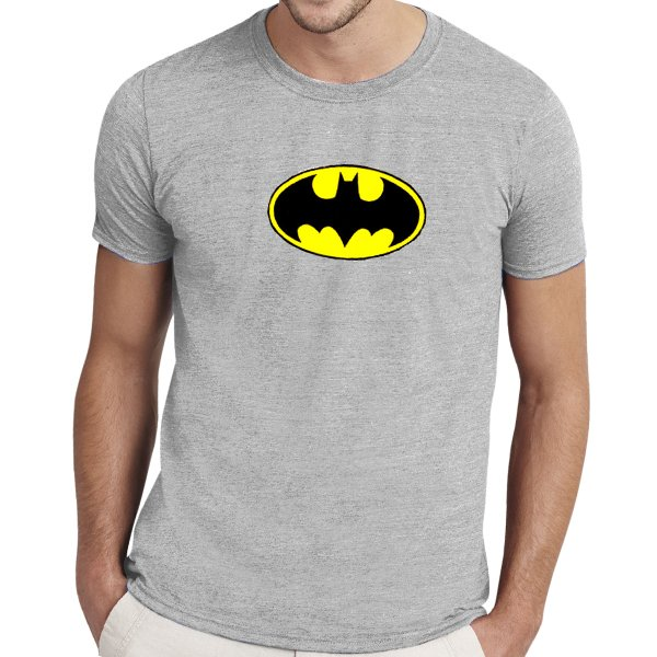 Apara Batman Men's Round Neck T-shirt TS-97