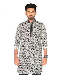 Men's Full Sleeve Cotton Panjabi P-25