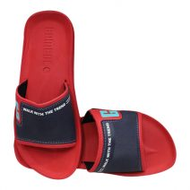 GAMBOL Stylish Mens Summer Red Slipper By Armansbazar