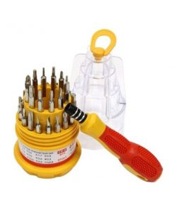 31 In 1 Screw Driver Set