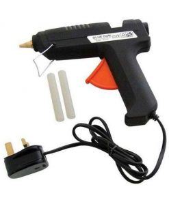 Electric Hot Melt Glue Gun and 2 Pis Glue Stick Free