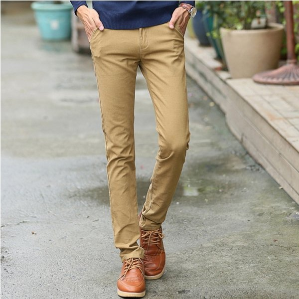 eShoppingBD Men's Stylish Casual Gabardine Pant G-132