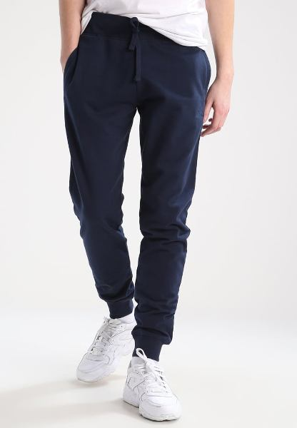 Lakbuas Men's Super Skinny Nevy Blue Rib Trouser RTP-032