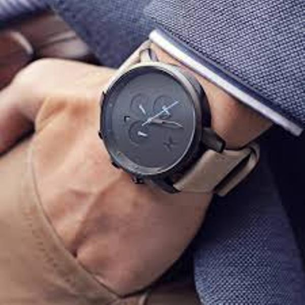 MVMT Gents Wrist Watch Black Dial