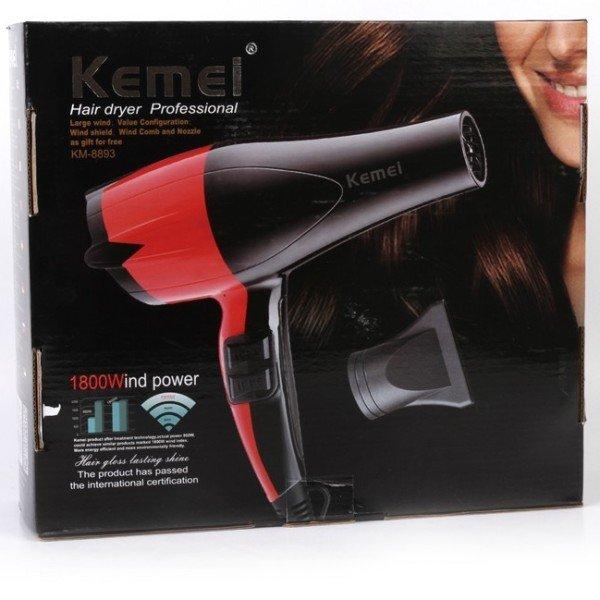 Kemei Professional Hair Dryer KM-8893