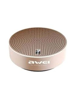 Y800 Portable Bluetooth Speaker - Gold