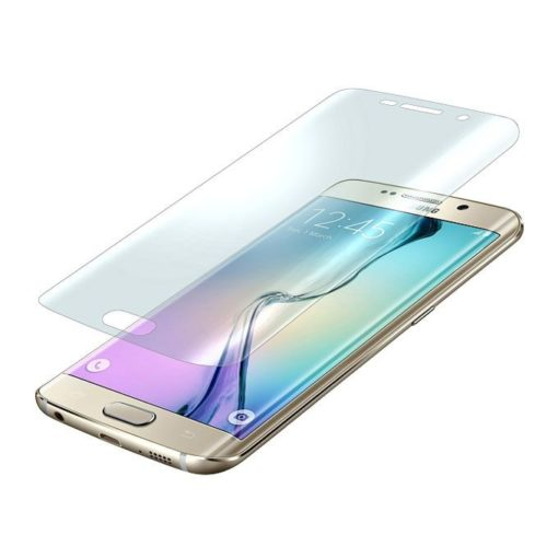 Samsung Galaxy S6 Edge Screen Protector - Transparent