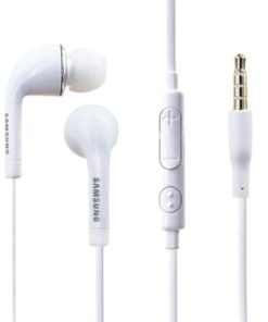 Headphones For Samsung J5 and All Samsung Mobile Normal - White