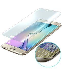 Samsung Galaxy S6 Edge Screen Protector - Transparent