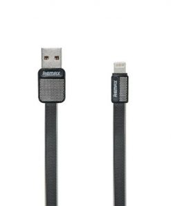 REMAX Platinum Lightning Cable 1M RC-044i - Black